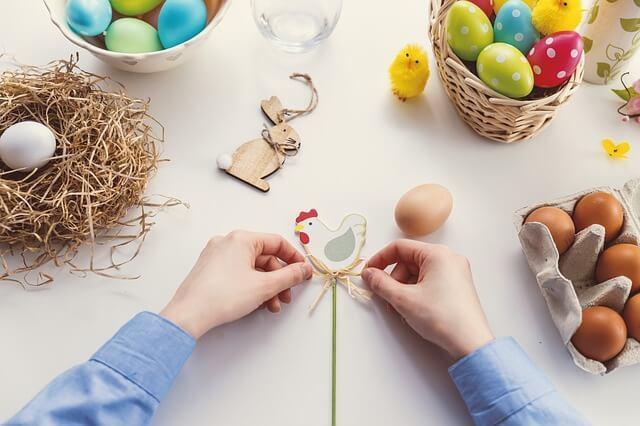 ایسٹر کھانے