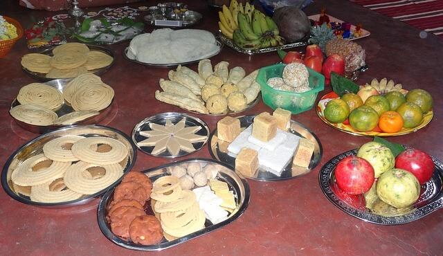 ہولی کا تہوار اور ہندوستانی کھانے